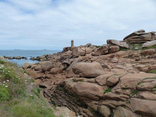Grand Site Naturel de Ploumanac'h : GR34