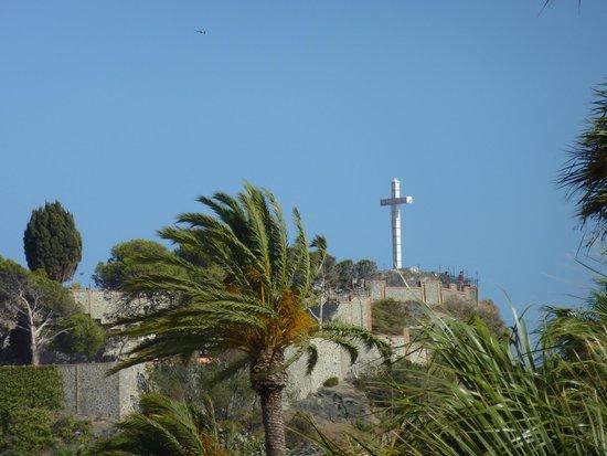 Almunecar Playa Spa Hotel: THE CROSS
