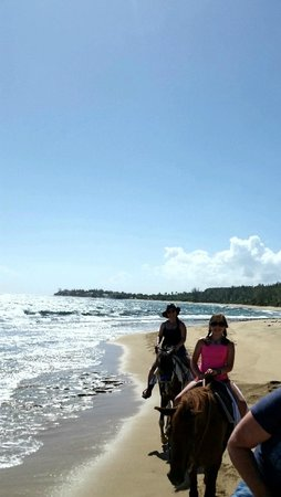 Tropical Trail Rides - Isabela: Heavenly!