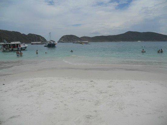 Tartaruga Beach : praia tartaruga
