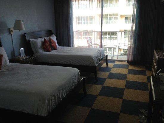 Ewa Hotel: Room EWA Waikiki
