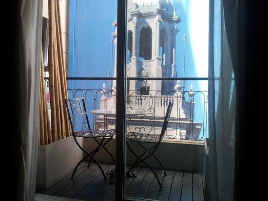 CasaSur Recoleta: Balkon Suite