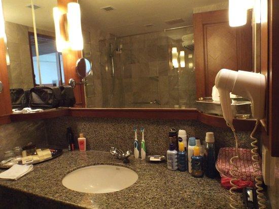 Rembrandt Hotel Bangkok: Bathroom Pic