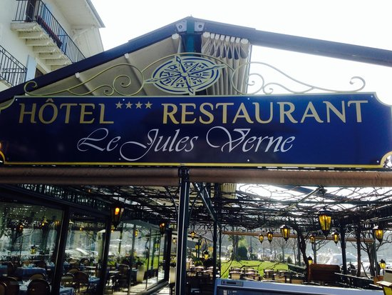 Photo of Hotel & Restaurant Le Jules Verne Yvoire