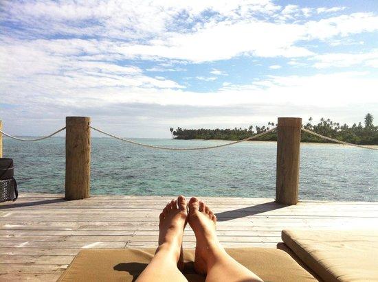 Coconuts Beach Club: Stunning views