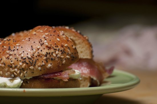 Stick Boy Kitchen: Bagel with Lox