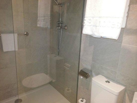 Hotel SB Plaza Europa : Ванная комната