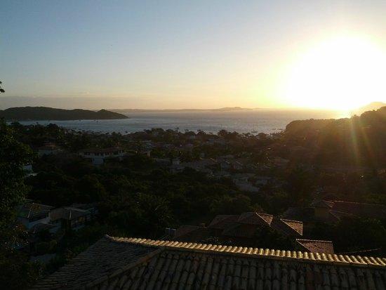 Hotel Pousada e Spa Villa Mercedes: Vista para o mar