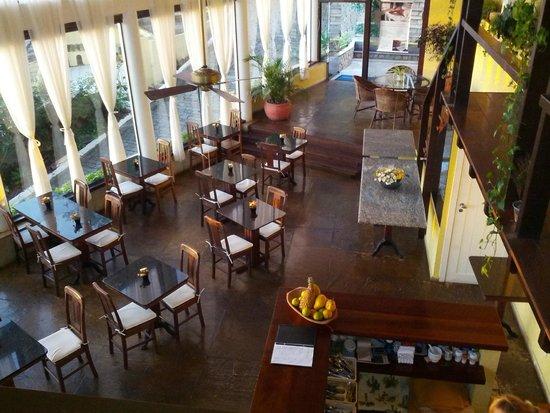 Posada Villa Mercedes: Café da manhã