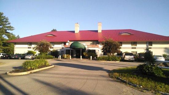 Econo Lodge Near Plymouth State University : Hotel