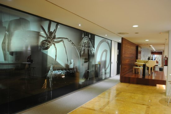 Barcelo Bilbao Nervion : Reception