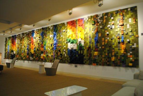 Barcelo Bilbao Nervion : Lounge