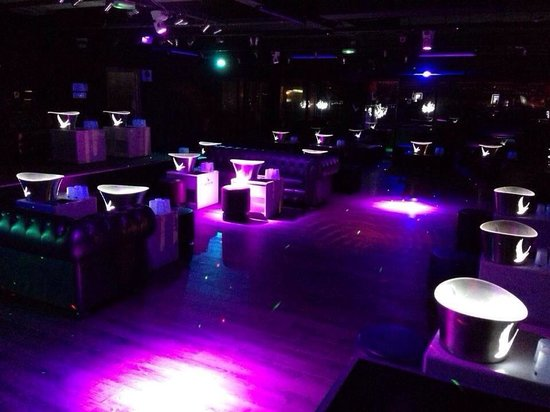 Tabu lounge club