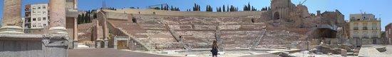 Teatro Romano: linda panoramica