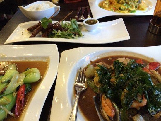 Chaophraya Manchester: Delicious!