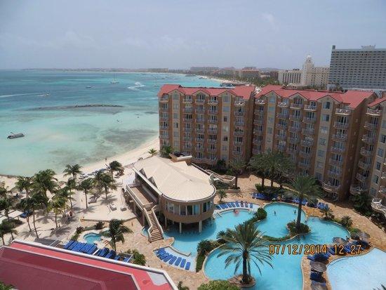 Villa room picture of divi aruba phoenix beach resort for Aruba divi phoenix