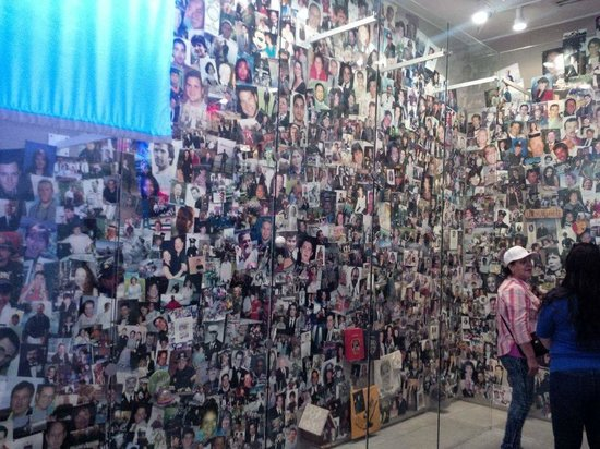 9/11 Tribute Center: Wall of Missing Photos