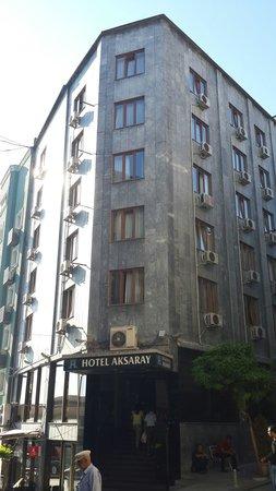 aksaray hotel istanbul turkey reviews photos price