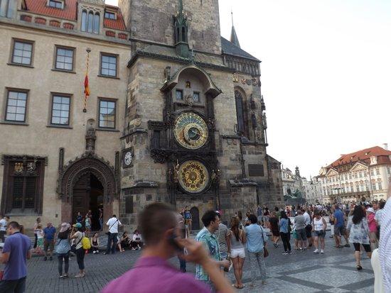 Prager Altstadt: Prague timepiece