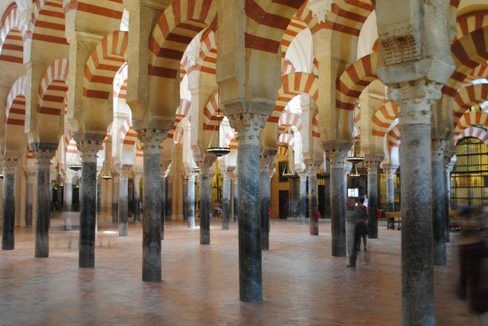 Mezquita-Catedral de Córdoba: Mezquita