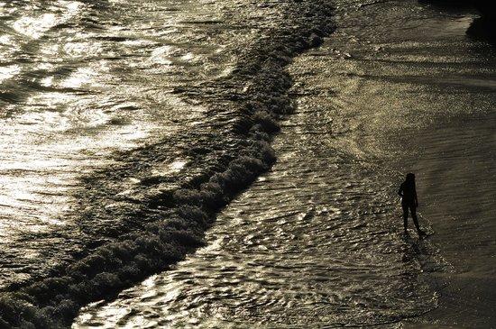 Calas de Roche: Juegos de agua