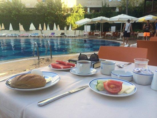 Titan Garden Hotel: pool