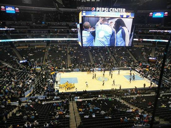 Pepsi Center: Denver Nuggets
