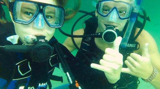 ScubaTech: So much fun under water!