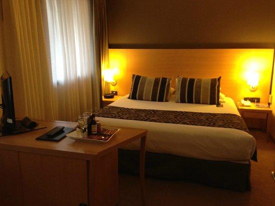 Tryp Montevideo Hotel: Cama de Sonho