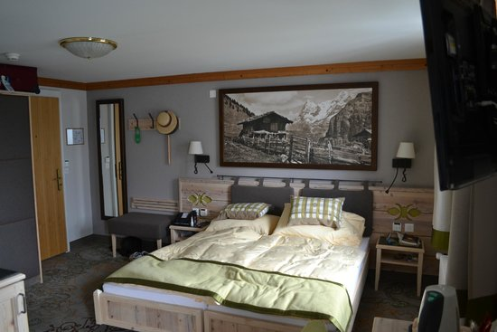 Hotel Eiger: Room 337 (our home for 2 unforgettable weeks)