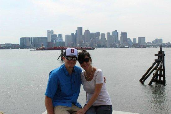 Hyatt Regency Boston Harbor : Daytime view