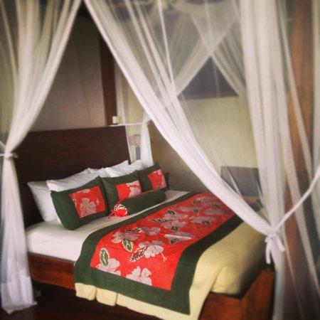 Jade Mountain Resort : Heavenly bed
