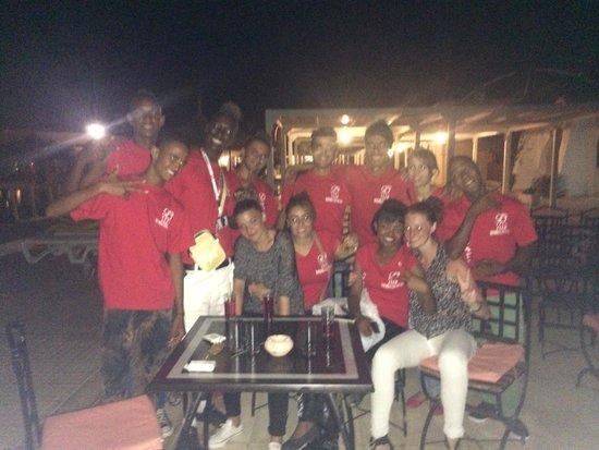 Hotel Djerba Les Dunes: La famille
