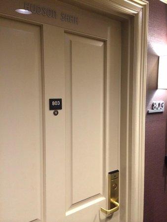 Kimpton Hotel Vintage Seattle: Vineyard themed rooms