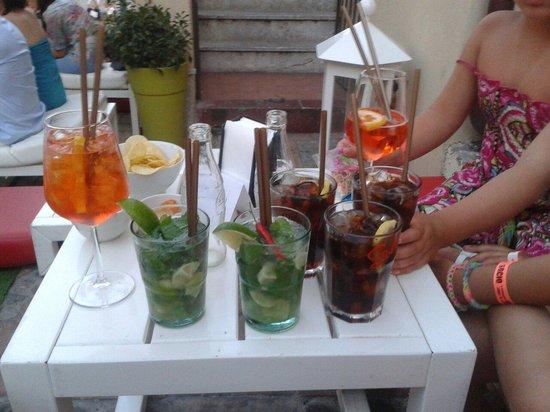 Daiquiri Lounge : Cocktail