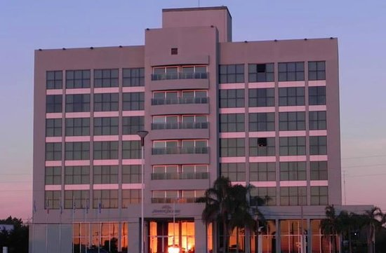 Howard Johnson Hotel  Ramallo: Amanecer en HJ Ramallo