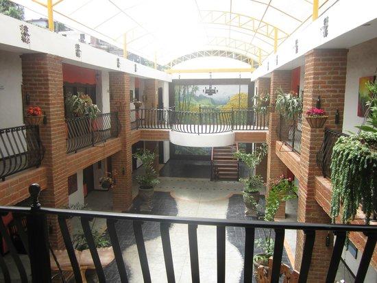 Hotel Salento Real: Interior del hotel
