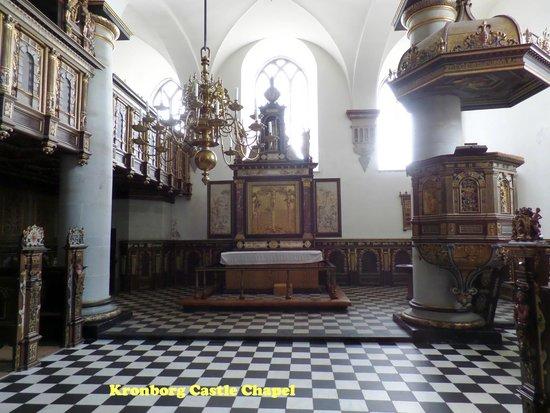 Kronborg Castle: The Chapel