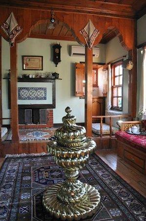 Hotel Sirince Evleri : sitting room