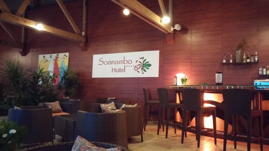 Soanambo Hotel : Son Bar
