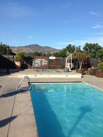 Bardessono: Pool Area