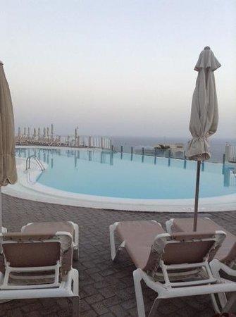 ClubHotel Riu Vistamar : infinity pool
