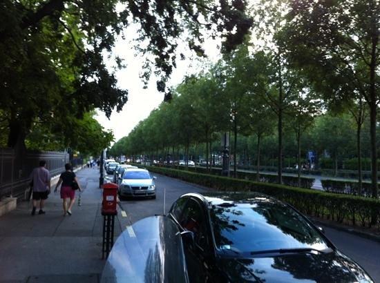 Andrassy Avenue: merkez cadde