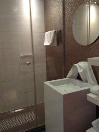 Best Western Plus Rotterdam Airport Hotel : sink