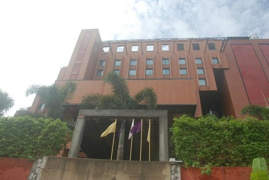 VITS Hotel Pune : External view of the Hotel