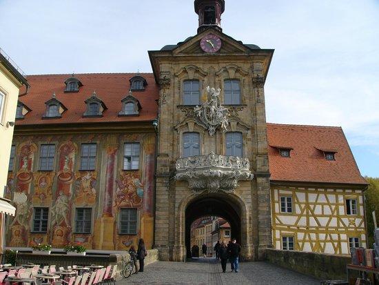 Altes Rathaus : vista