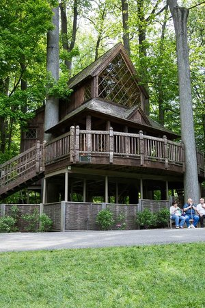 Longwood Gardens: Tree House