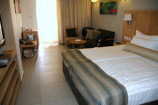 Ein Gedi Hotel: La camera