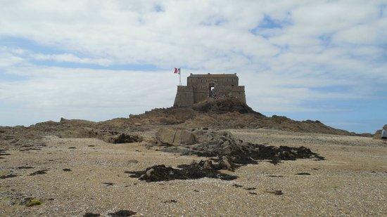 Vue du fort du petit b 233 depuis les remparts foto de fort du petit