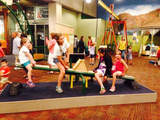 Museum of Science : Learn through play